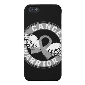 Warrior 14C Brain Cancer Covers For iPhone 5