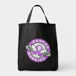 Warrior 14C Cancer Tote Bag