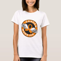 Warrior 14C Kidney Cancer T-Shirt