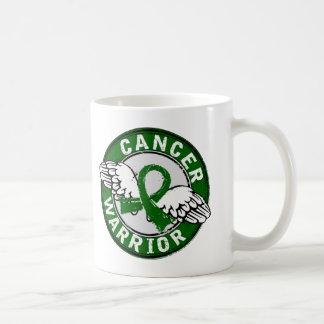 Warrior 14C Liver Cancer Coffee Mug