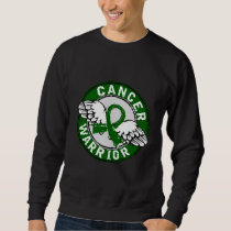 Warrior 14C Liver Cancer Sweatshirt