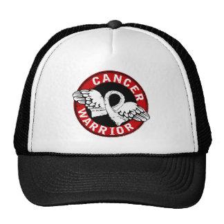 Warrior 14C Lung Cancer Hat