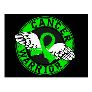 Warrior 14C Lymphoma Postcard