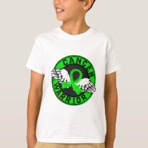 Warrior 14C Non-Hodgkin's Lymphoma T-Shirt