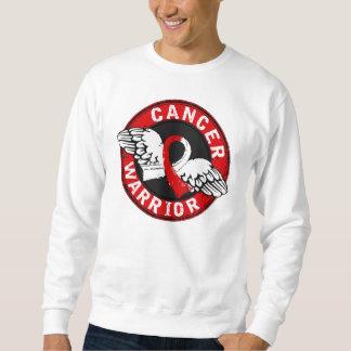 Warrior 14C Oral Cancer Sweatshirt