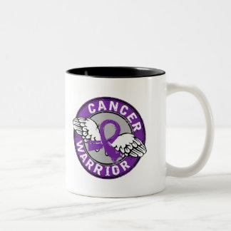Warrior 14C Pancreatic Cancer Coffee Mug