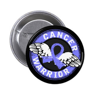 Warrior 14C Prostate Cancer Pin
