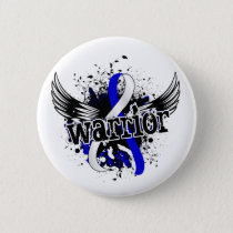 Warrior 16 ALS Pinback Button