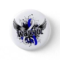 Warrior 16 ALS Pinback Button