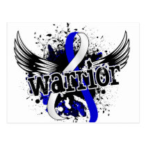 Warrior 16 ALS Postcard