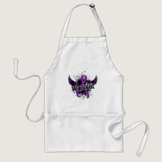 Warrior 16 Alzheimer's Disease Adult Apron