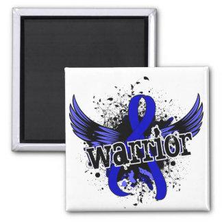 Warrior 16 Ankylosing Spondylitis 2 Inch Square Magnet