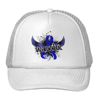 Warrior 16 Ankylosing Spondylitis Trucker Hats