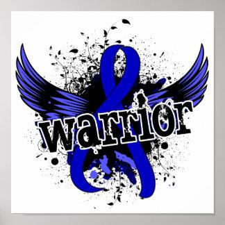 Warrior 16 Ankylosing Spondylitis Poster