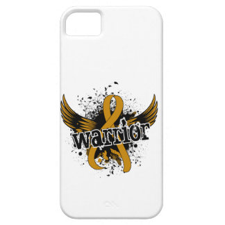Warrior 16 Appendix Cancer iPhone SE/5/5s Case