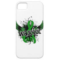 Warrior 16 Bile Duct Cancer iPhone SE/5/5s Case