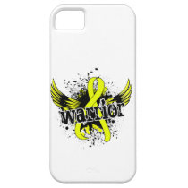Warrior 16 Bladder Cancer iPhone SE/5/5s Case