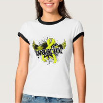 Warrior 16 Bladder Cancer T-Shirt