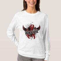 Warrior 16 Brain Aneurysm T-Shirt