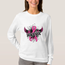 Warrior 16 Breast Cancer T-Shirt