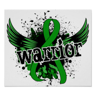 Warrior 16 Cerebral Palsy Poster