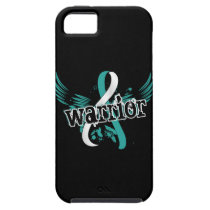 Warrior 16 Cervical Cancer iPhone SE/5/5s Case