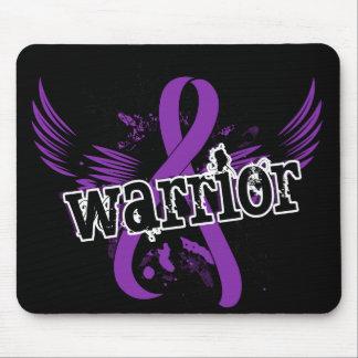 Warrior 16 Chiari Malformation Mousepads