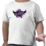 Warrior 16 Chiari Malformation Tee Shirts