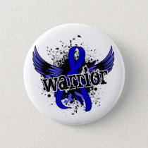 Warrior 16 Colon Cancer Button