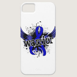 Warrior 16 Colon Cancer iPhone SE/5/5s Case