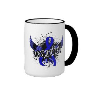 Warrior 16 Colon Cancer Ringer Mug