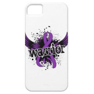 Warrior 16 Crohn's Disease iPhone 5 Cover
