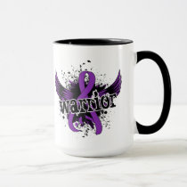 Warrior 16 Crohn's Disease Mug