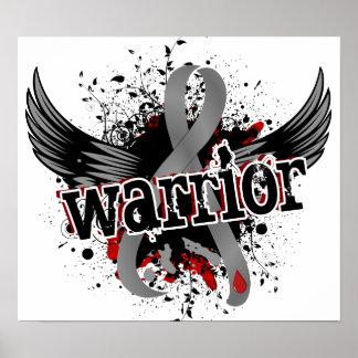 Warrior 16 Diabetes Poster
