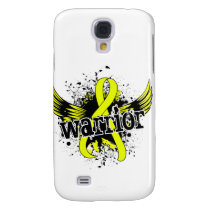 Warrior 16 Endometriosis Galaxy S4 Cover