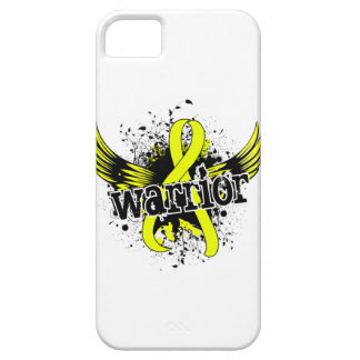 Warrior 16 Endometriosis iPhone SE/5/5s Case