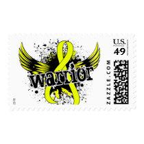 Warrior 16 Endometriosis Postage