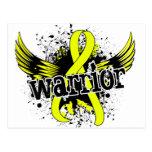 Warrior 16 Endometriosis Postcard