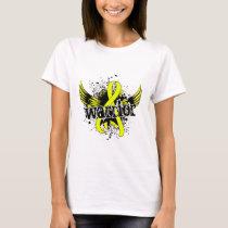 Warrior 16 Endometriosis T-Shirt