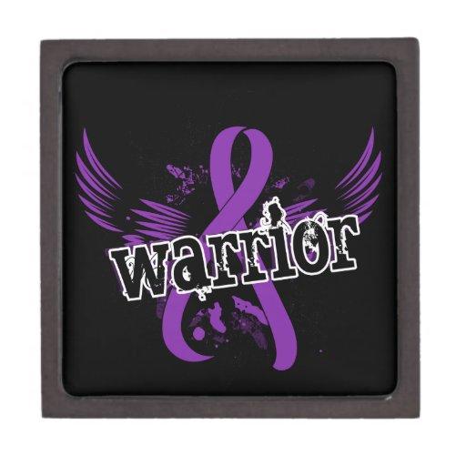 Warrior 16 Epilepsy Premium Jewelry Boxes