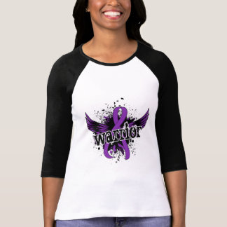 Warrior 16 Fibromyalgia T-Shirt
