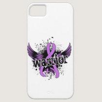 Warrior 16 General Cancer iPhone SE/5/5s Case