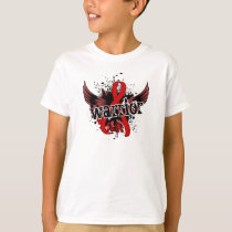 Warrior 16 Heart Disease T-Shirt