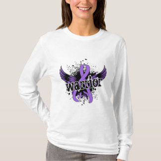 Warrior 16 Hodgkin's Lymphoma T-Shirt