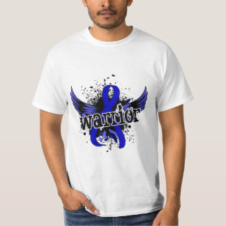 Warrior 16 Huntington's Disease T Shirt
