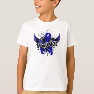 Warrior 16 Huntington's Disease T-Shirt