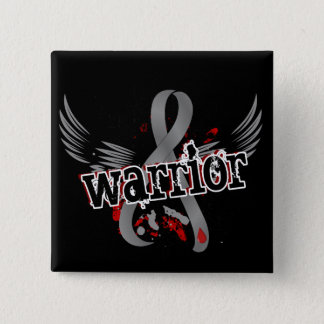 Warrior 16 Juvenile Diabetes Button