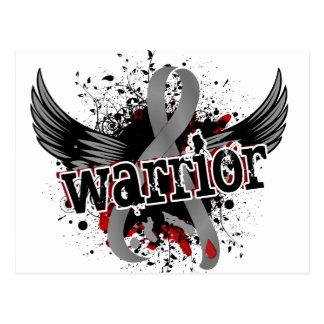 Warrior 16 Juvenile Diabetes Postcard