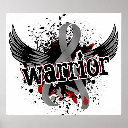 Warrior 16 Juvenile Diabetes Poster