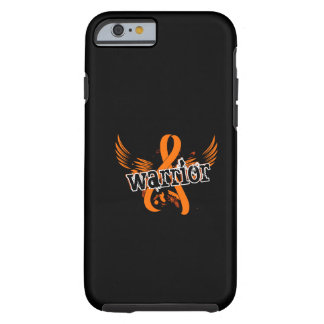 Warrior 16 Leukemia Tough iPhone 6 Case